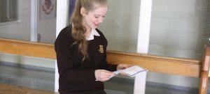 Loreto pupil reading
