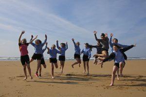 Loreto U15 Girls Rugby Team