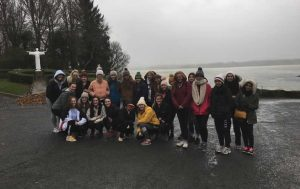 Loreto Letterkenny Six years at Ards Friary