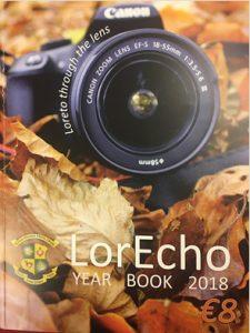 Lorecho year book