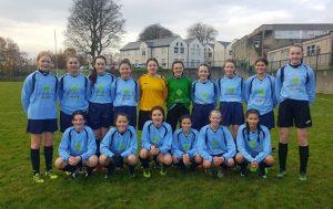 U15 Loreto Girls Soccer Team