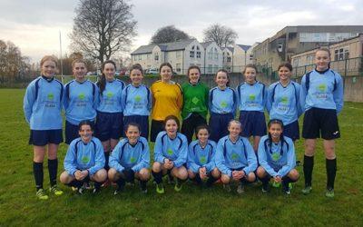 U15 Soccer Team Defeats Crana College