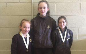 Loreto Letterkenny u16 cross country bronze medal winners