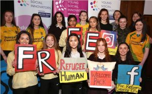 Young Social Innovators from Loreto Letterkenny