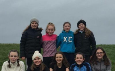 Ulster School's Cross Country